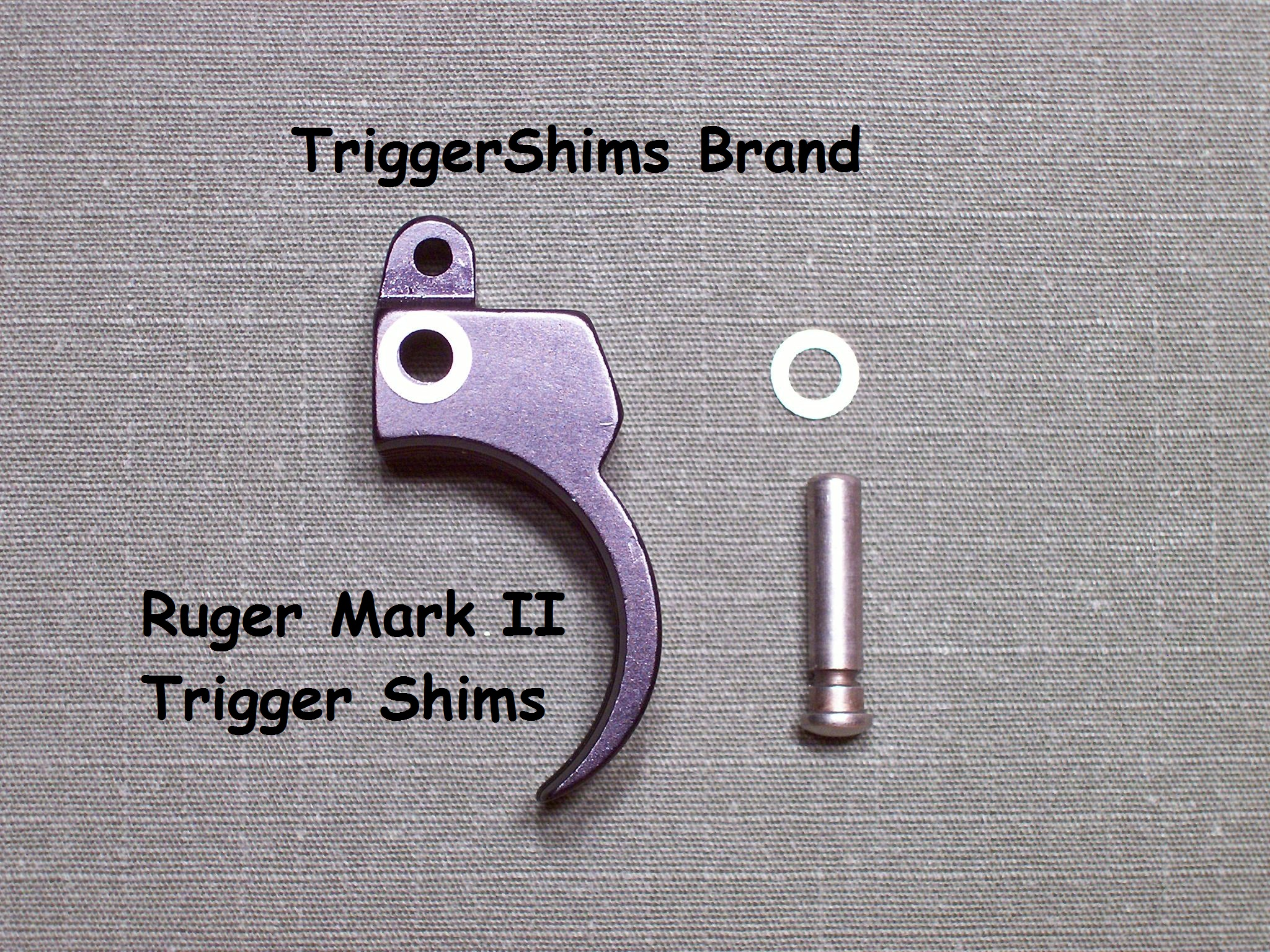 Mark II Trigger Shims